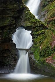 merlin waterfall