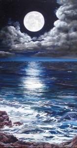full moon tides