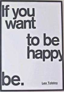 happy be