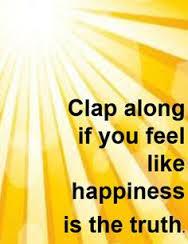 happy clap