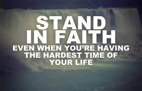 stand in faiths