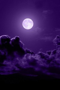 fullmoonin purple