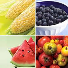 healthy summer food