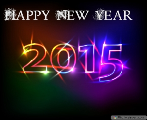 Happy-New-Year-2015-Hot-Colors