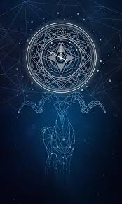 aries with zodiac