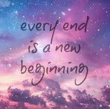 endings begings