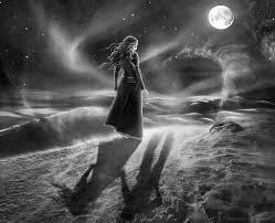 shawdow side moon